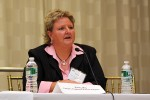 Photo: Small Business Panel: Diana LeMay, Parrotts Trophies/Full Circle Supports