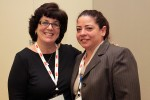 Photo: Jill Frankel (left) and Ivette Lopez (right)