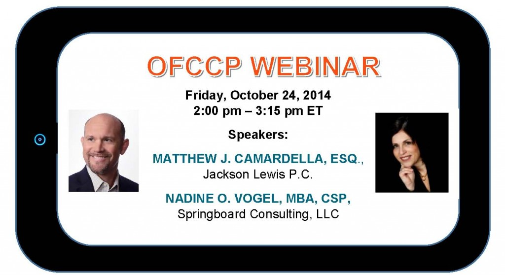 Webinar Announcement Image - 09192014