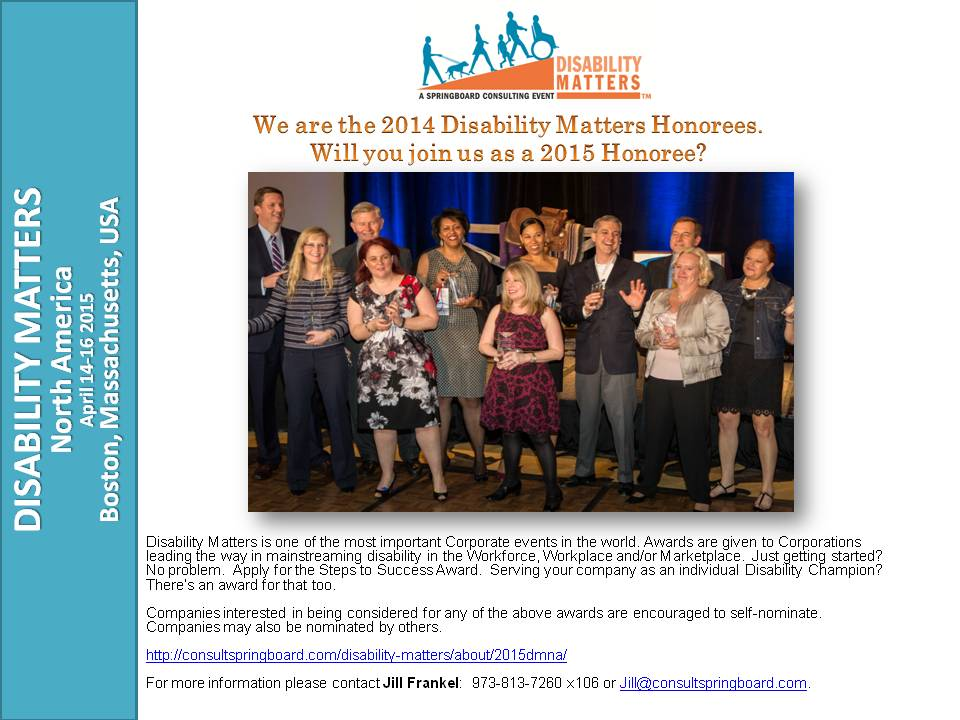 2015DMNA We Are the Honorees- 102114