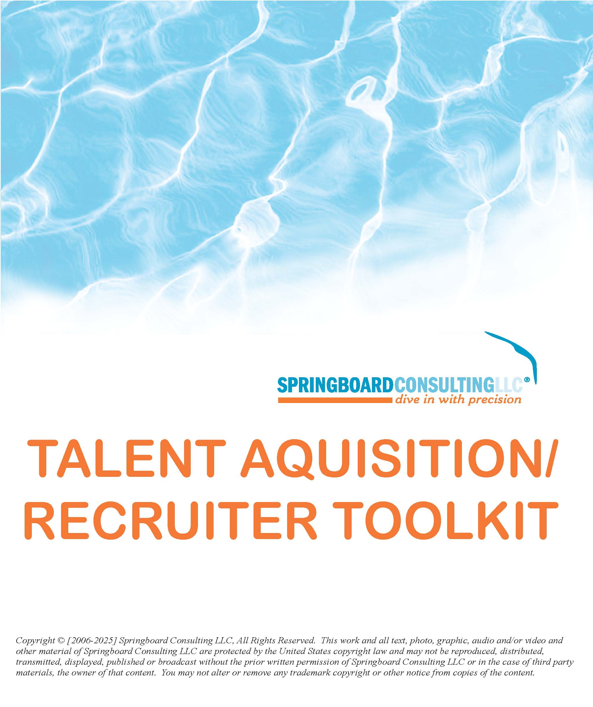 Recruiter Toolkit Cover Image