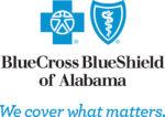 Blue Cross and Blue Shield of Alabama Logo