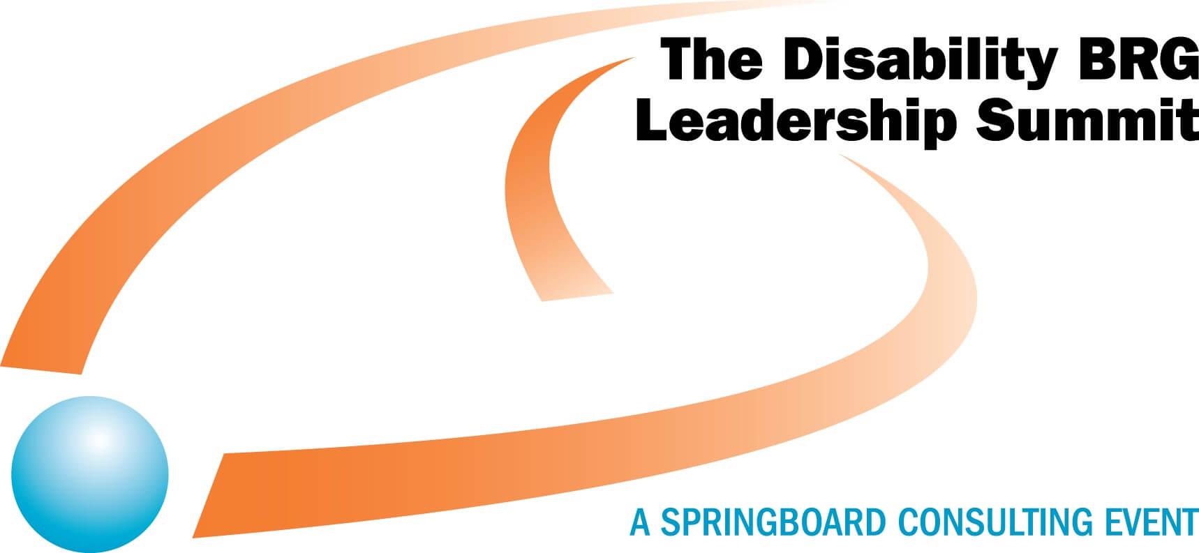 Disability BRG Leadership Summit Logo