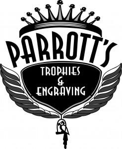 Parrotts Trophies Logo