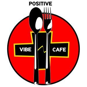 Positve Vibe Cafe Logo
