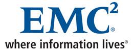 EMC square Logo