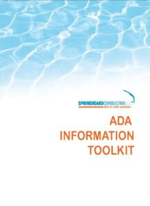 ADA Information Toolkit Cover Pdf