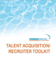 Talent Acquisition/ Recruiter Toolkit Pdf