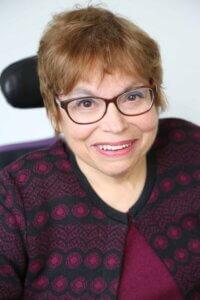 A headshot of Judith E. Heumann