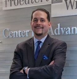 Photo of Andres E. Gonzalez, Chief Diversity Officer, Froedtert