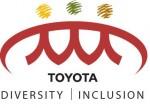 Toytota D&I new logo