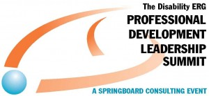 The Disability ERG Professional Development Leadership Summit Logo
