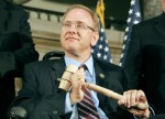 Photo: Jim Langevin accepts House gavel
