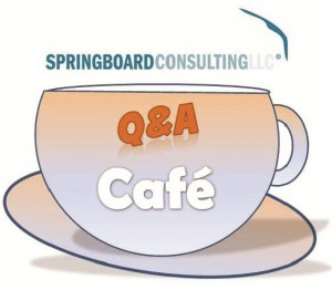 Q and A Cafe
